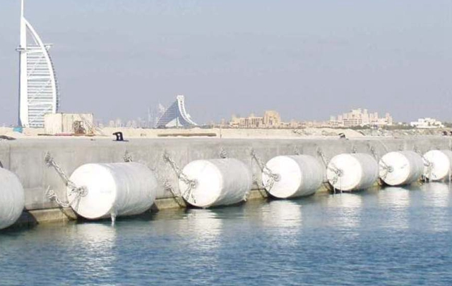 High density EVA polyurethane foam fender for dock